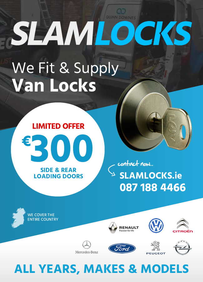 Slamlocks Fitted Ireland