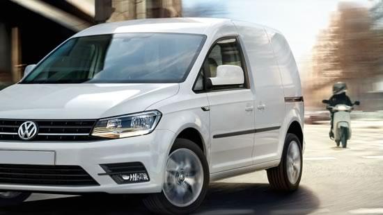 Volkswagen Caddy Van Locks